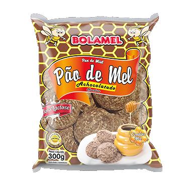 Pão de Mel Achocolatado